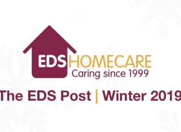 EDS Homecare's new look newsletter