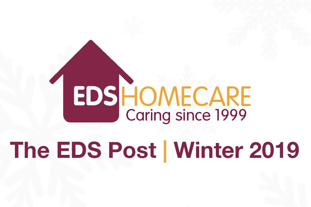 EDS Homecare's new look newsletter